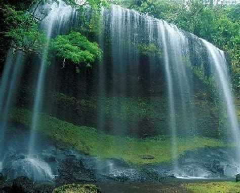 Flowing waterfalls and waterfall clip art gif images