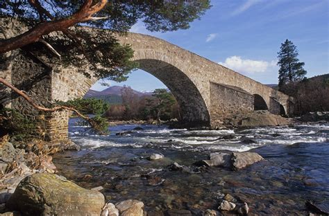 Scotland's Geography | Fly Fishing in Scotland