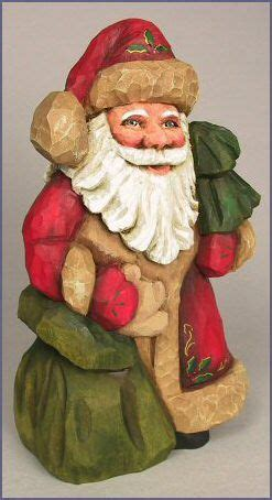 Classic Claus | Santa Claus Figurines and Hand Carved