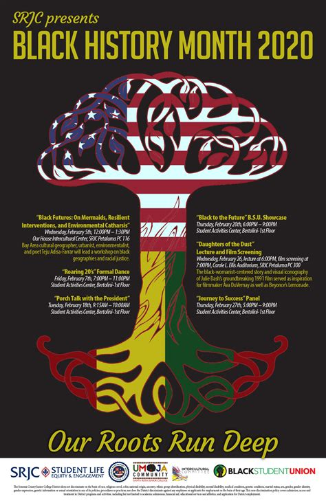 Black History Month 2020   Events