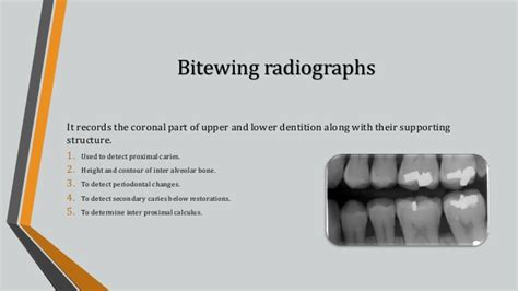 Role of radiology in orthodontics