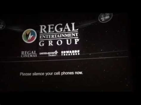 Regal entertainment Group cellphone policy - YouTube