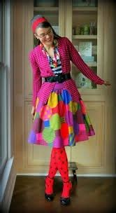 What are some ideas for outfits on Wacky Wednesday/Wacky