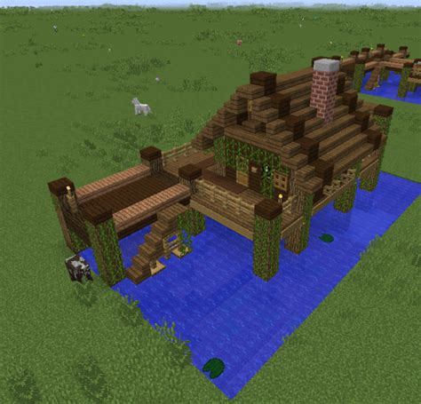 Fishing Village Hut 2 - GrabCraft - Your number one source