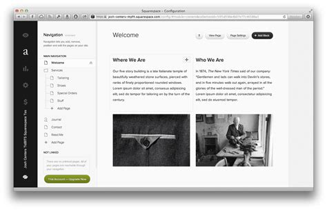 Squarespace - App Tools for iOS & Android Developers