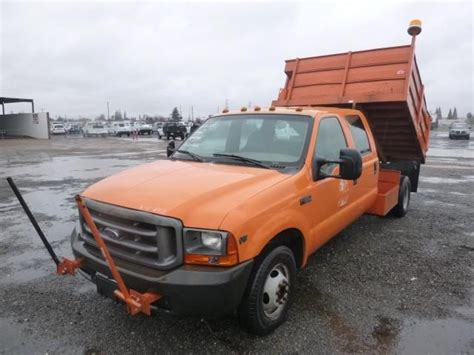 2000 Ford F350 Dump Trucks For Sale 13 Used Trucks From $5,610