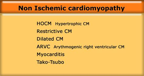 The Radiology Assistant : Cardiomyopathy - Ischemic and