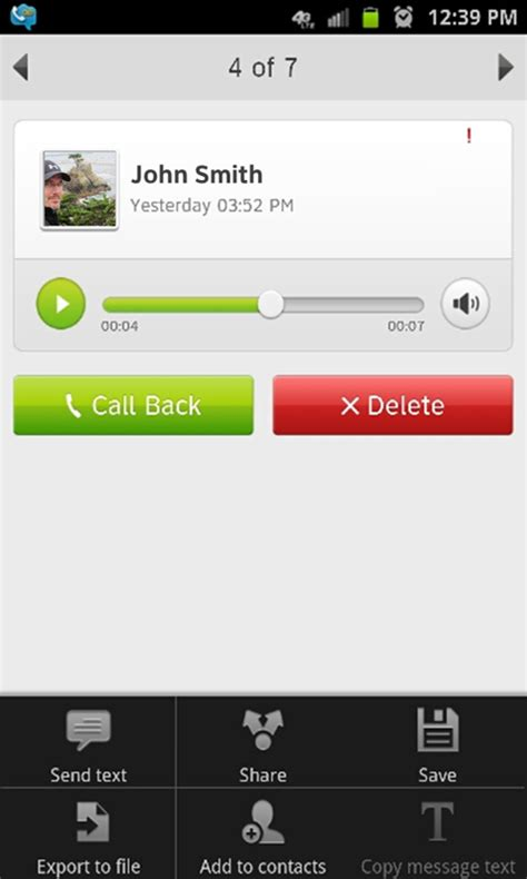 AT&T Visual Voicemail - Android Apps on Google Play