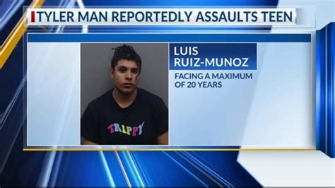 Tyler man indicted for allegedly sexually assaulting a