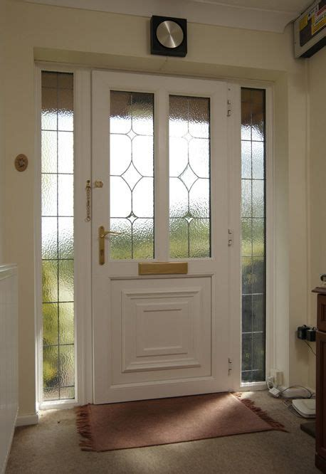 ANglian UPVC with leading- side panel equivalent over the