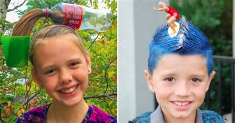 Crazy Hair Day Ideas That Will Score Creativity Points