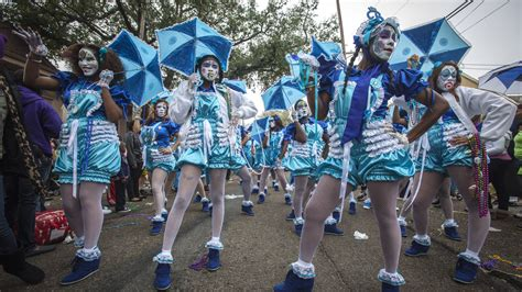 The 'Baby Dolls' Of Mardi Gras: A Fun Tradition With A