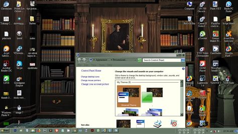 Mystery 98 PLUS Theme For Windows 7 by ExcelCiprut by