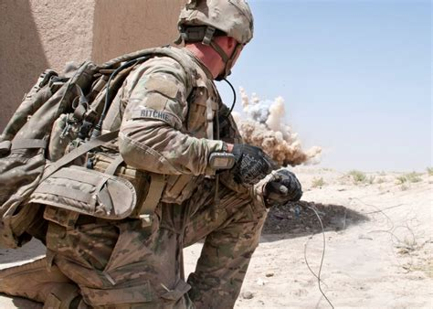 Combat Engineers recount reasons for success in