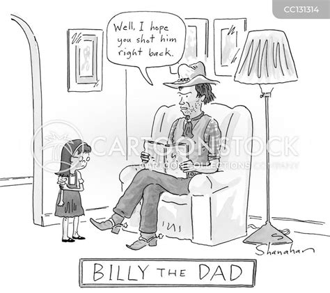 Billy The Kid Cartoons and Comics - funny pictures from