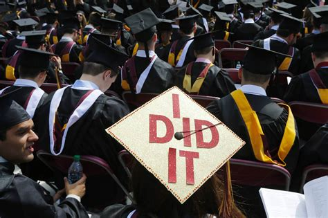 Just Over Half of All College Students Actually Graduate