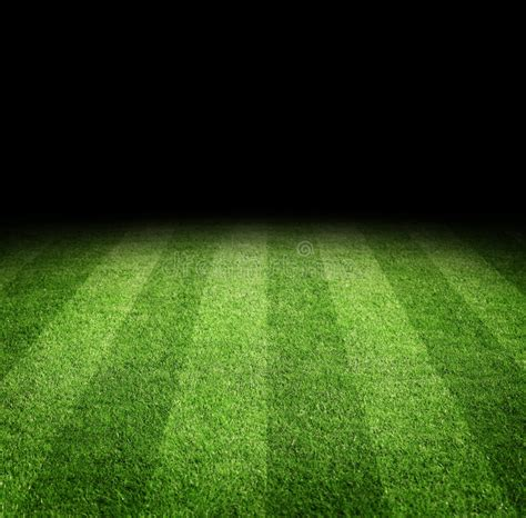 Football field background stock image