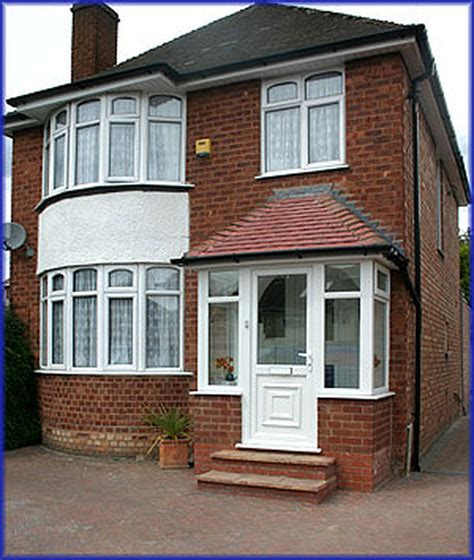 Front Porch construction - Conservatories job in Leicester